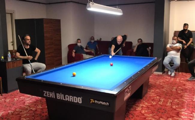 Bilardo Zafer Kupasının Sahibi Savaş Bulut