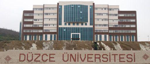 Düzce Üniversite Rektörlüğü Kızılay Aracına Yapılan Hain Saldırıyı kınayarak Taziye Mesajı Yayınladı