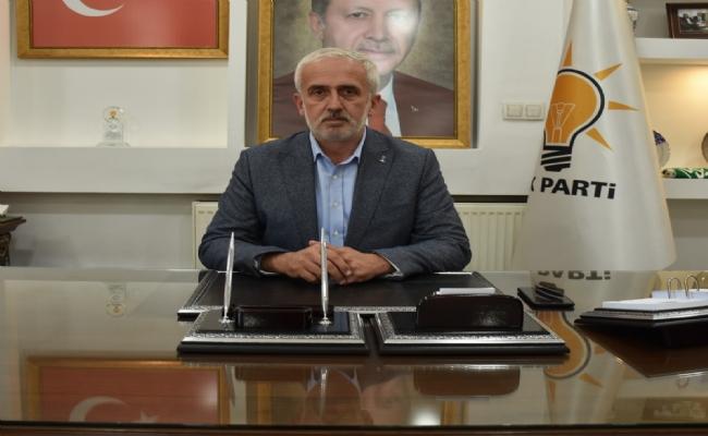 Keskin'den AK Partinin İkdidar Oluşunun 17.Yılı Mesajı