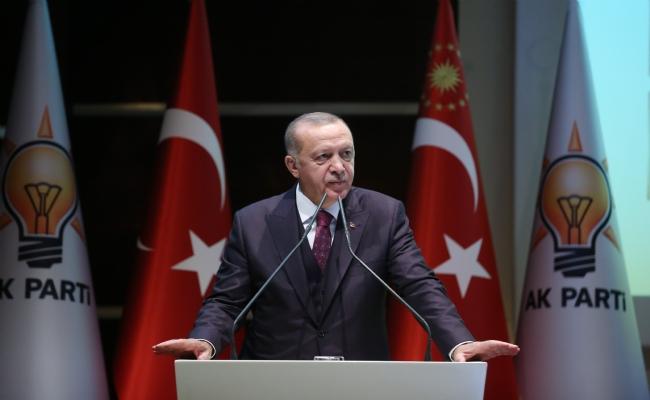 Kuruluştan   Günümüze  AK Parti İl Başkanları Toplantısı Gerçekleştirildi.