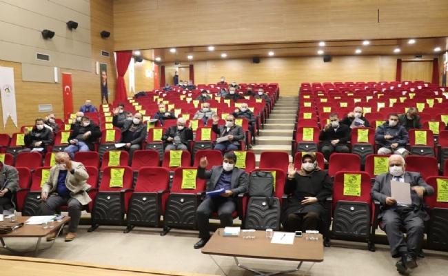 Mart Ayı Belediye Meclis Toplantısı Yapıldı