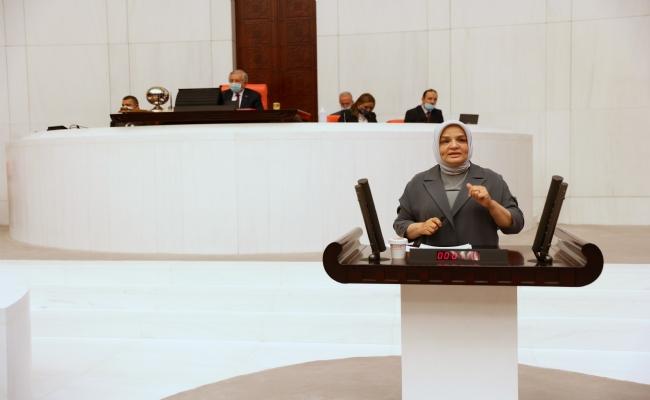 Milletvekili Keşir  TBMM.Genel  Kurulu'nda  Düzce'de Yaşanan  Afet ve Yapılan  Yatırımlar  Hakkında  Söz Aldı